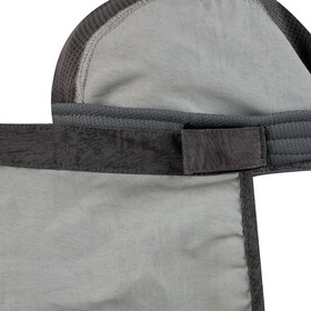 Buff Bimini Cap zinc dark grey